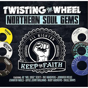 Various Artist - Twisting the Wheel: Northern Soul Gems [CD] USA import