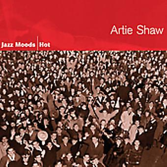 Artie Shaw - Hot-Jazz Moods [CD] USA import