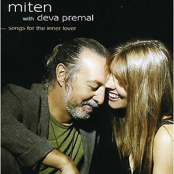 Deva Premal & Miten - sange til indre elsker [CD] USA importen
