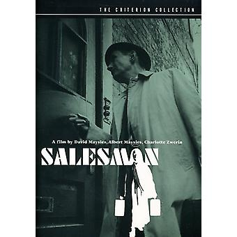 Salesman (1969) [DVD] USA import
