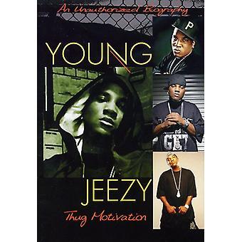Unge Jeezy - Thug Motivation [DVD] USA importerer
