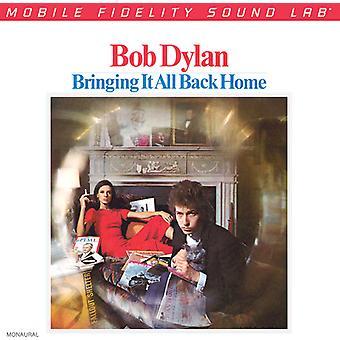 Bob Dylan - bringe det alle hjem igen [Vinyl] USA import