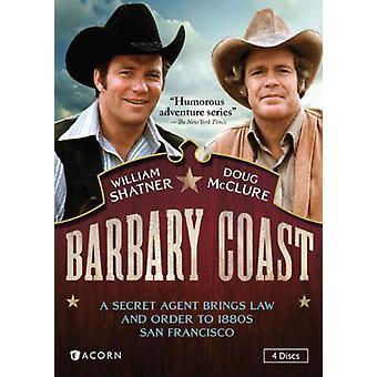 Importazione USA Barbary Coast [DVD]