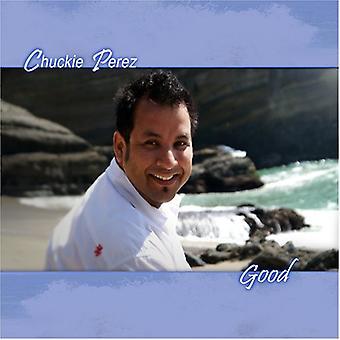 Chuckie Perez - god [CD] USA import