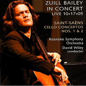 Saint-Saens/Massenet - Saint-Sa Ns: Cello Concertos Nos. 1 & 2 [CD] USA import