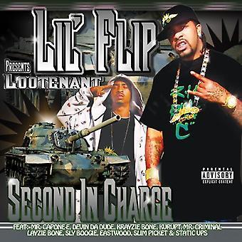Lil' Flip presenta - Lootenant segundo lugar en importación de Estados Unidos comando [CD]