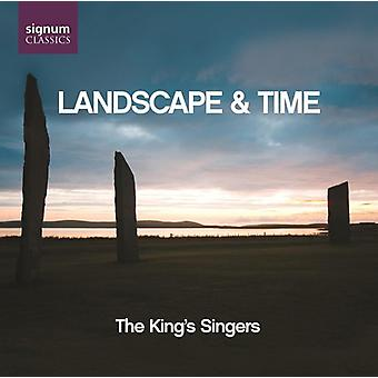 Kings Singers - Landscape & Time [CD] USA import