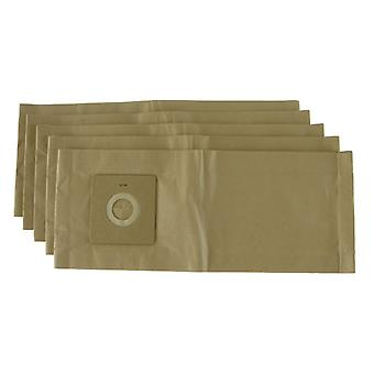 Sanyo Scu11 Upright Vacuum Cleaner Paper Dust Bags