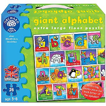 Orchard Giant Alphabet Puzzle