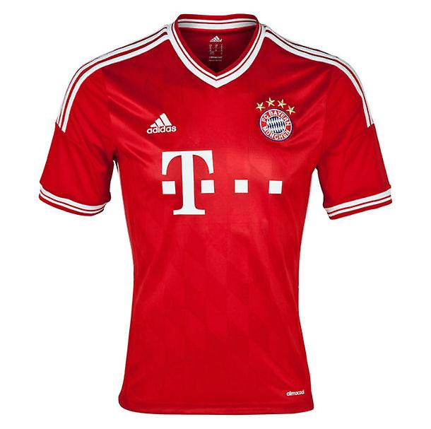 2013-14 Bayern Munich Adidas Home Shirt (Kids)