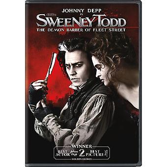 Sweeney Todd [DVD] USA importieren