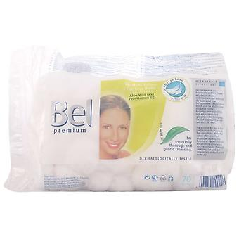 Bel Premium cotton balls 70 Pz (Woman , Cosmetics , Skin Care , Facial Cleansing)
