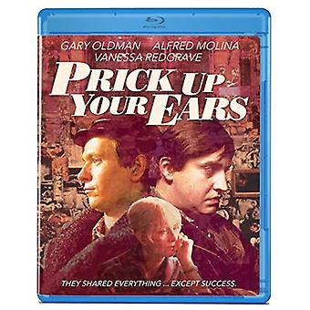 Prick Up Your Ears [Blu-ray] USA import
