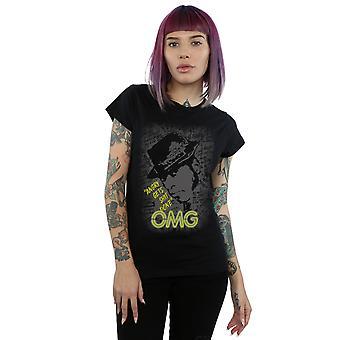 Amerikanske guder kvinders hr. Nancy OMG T-Shirt