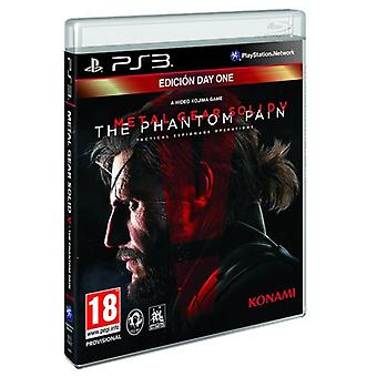 Konami Mgs V The Phantom Pain Ps3 (Toys , Multimedia And Electronics , Video Games)