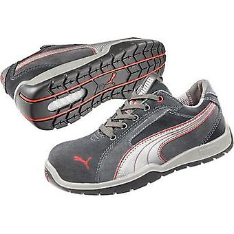 Safety shoes S1P Size: 41 Grey PUMA Safety DAKAR LOW HRO SRC 642680 1 pair