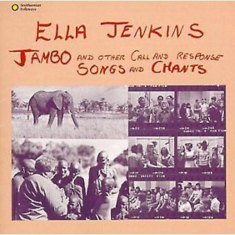 Ella Jenkins - Jambo & andra kallar & svar [CD] USA import