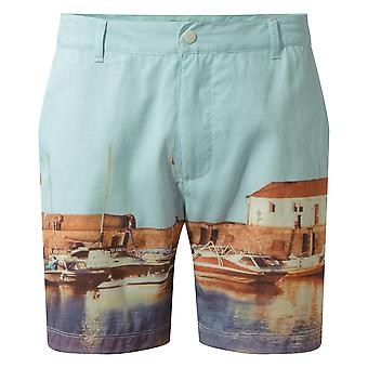 Craghoppers Mens Northbeach Harbour Photo Print Shorts