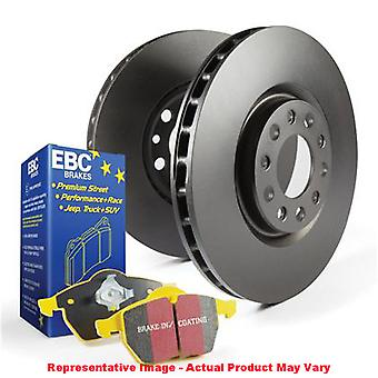 EBC Brake Kit - S13 Yellowstuff and RK Rotors S13KF1831 Fits:CHRYSLER  2005 - 2