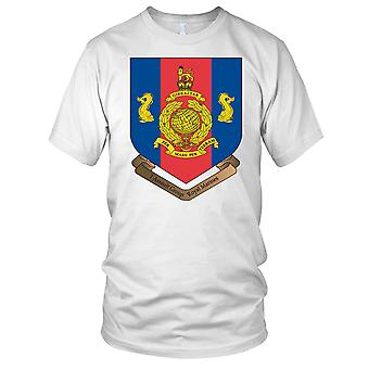 Royal Marines Commando 1. Angriff Gruppe Herren-T-Shirt