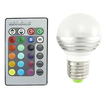Lámpara de LED con control remoto Color 10W