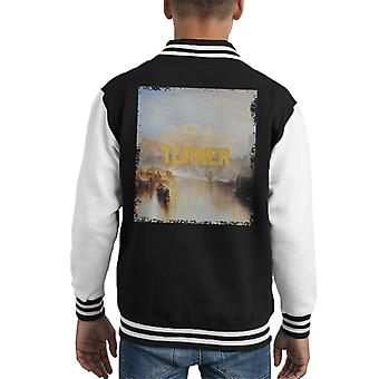 Turner Masters Collection Inspired Kid's Varsity Jacket