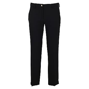 Versace collection women's G34539G600556G1008 black polyester pants