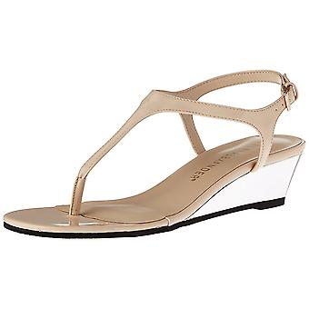 Athena Alexander Womens Lunna Open Toe Casual Platform Sandals