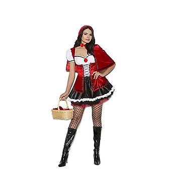 Elegant Moments EM-99058 torybook Red - 2 pc. costume