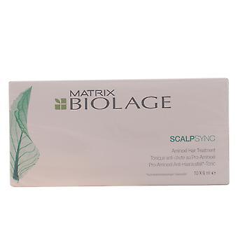 Biolage Scalpsync Aminexil Hair Treatment 10x6 Ml Unisex