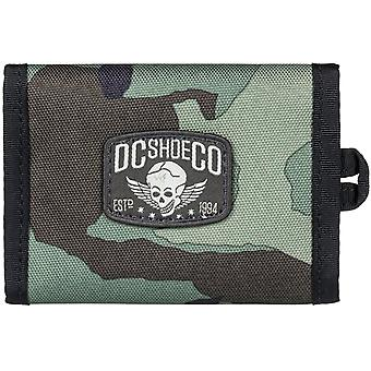 DC Runt Snap Polyester Wallet