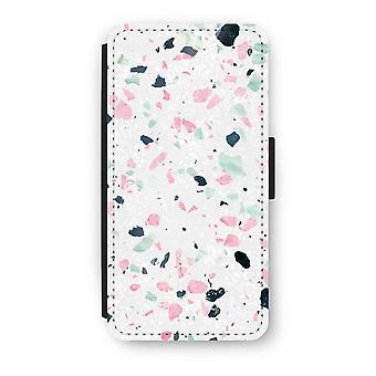 Samsung S8 Plus Flip Case - Terrazzo N°3