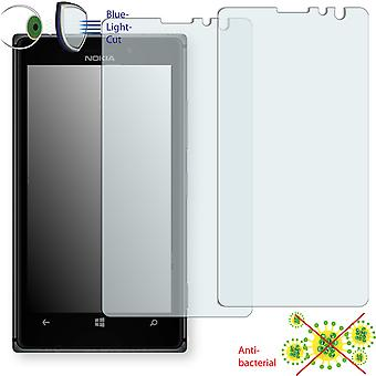Nokia Lumia 925 screen protector - Disagu ClearScreen protector (deliberately smaller than the display, as this is arched)