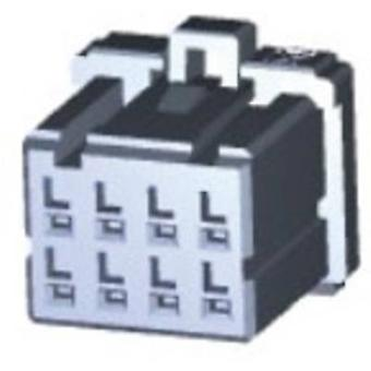 Socket enclosure - cable DYNAMIC 1000 Series Total number of pins 8 TE Connectivity 1-1827864-4 1 pc(s)