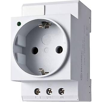 Finder 07.99.00 2 Pin Control Cabinet Power Socket