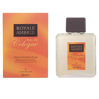 Royale Ambree Eau De Cologne Flacon 200ml Unisex New Perfume Scent Sealed Boxed