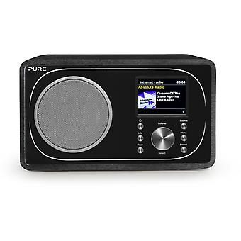 PURE Internet/FM/DAB/DAB + Evoke F3 BT Black