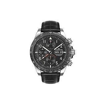 Fortis watch of classic cosmonauts chronograph ceramic pm automatic 401.26.11 L 01