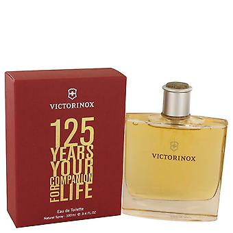 Victorinox 125 Years Eau De Toilette Spray (Limited Edition) By Victorinox