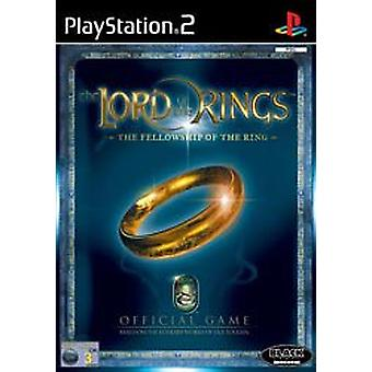 De Lord of the Rings de Fellowship of the Ring (PS2)