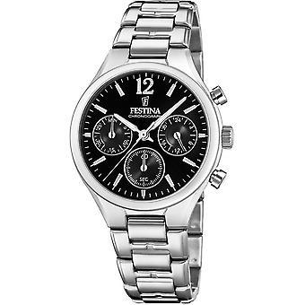 Festina Lady watch chronograph F20391/4