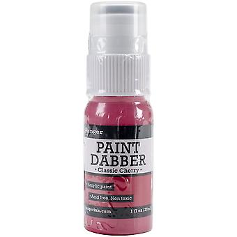 Paint Dabbers 1oz-Classic Cherry