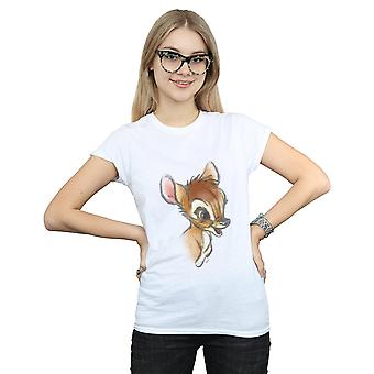 Disney Bambi Zeichnung Frauenunterhemde