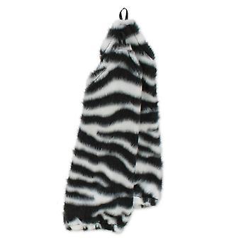 Hand warmers handschoenen Zebra