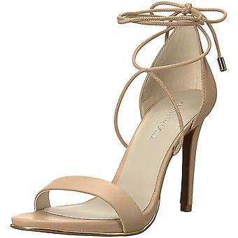 Kenneth Cole New York Women's Berry Ankle Wraparound Lacing Heeled Sandal