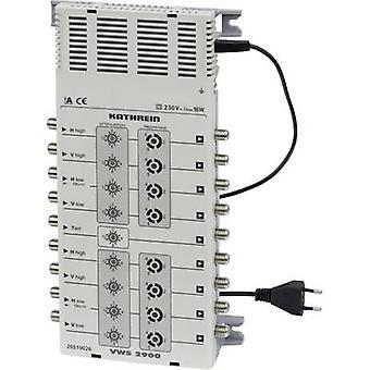 Kathrein VWS 2900 SAT amplifier 8-way 24 dB
