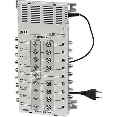 2900 VWS Kathrein SAT amplificateur 8 directions 24 dB