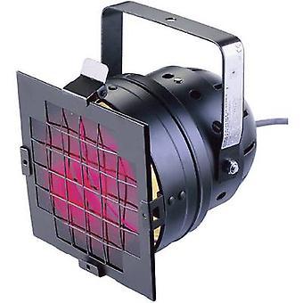 Eurolite PAR-56 Gehäuse Kurz Halogen PAR stage spotlight Black