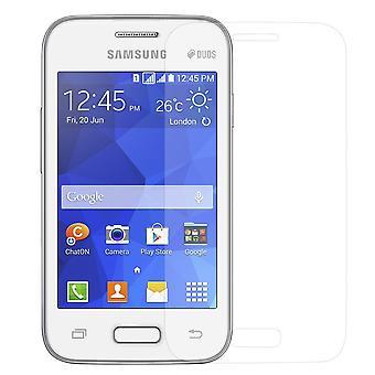 Samsung Galaxy Young 2 Displayschutzfolie 9H Verbundglas Panzer Schutz Glas Tempered Glas