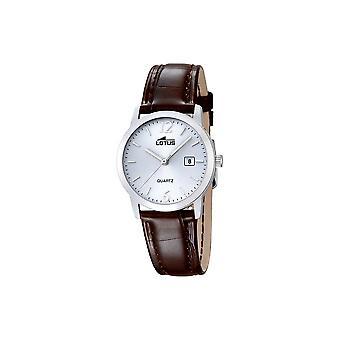 LOTUS - wrist watch - ladies - 18240-3 - leather strap classic - classic